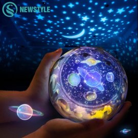 3D galaxy wonderful night light, touch sensor, DO, 16 modes, USB charging / FREE shipping!