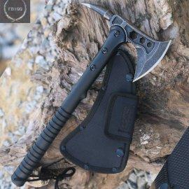 Tomahawk Sekera pro outdoor, camping, survival, bushcraft, 750g 56HRC ocel a sklolaminát, pouzdro /Poštovné ZDARMA!