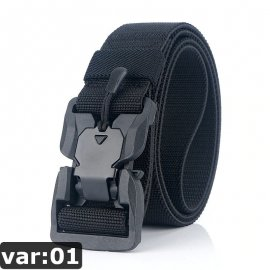 Military Tactical Belt 125cm adjustable length, 5 colors, outdoor, camping / FREE Shipping!