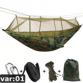 Hamaka s moskytierou pre 1-2 osoby / Poštovné ZADARMO!