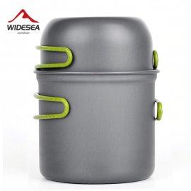 Ultralehká sada nádobí pro camping, outdoor, piknik /Poštovné ZDARMA!