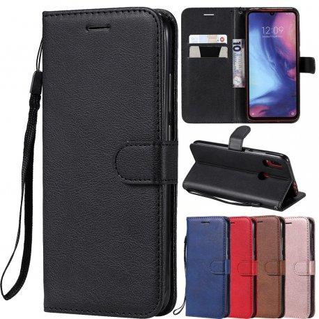 Pouzdro pro Huawei P7 P8 P9 Lite P8 Mini P9 Plus Honor 8 V8 Y300 Y530 G620S, PU kůže, flip, stojánek, peněženka