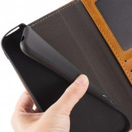 Pouzdro pro Doogee S40 Doogee S60 Doogee S60 Lite , flip, peněženka, stojánek, PU kůže /Poštovné ZDARMA!
