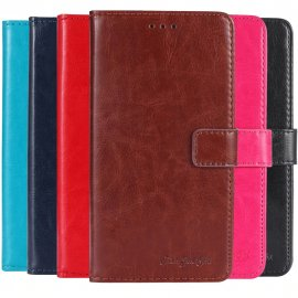Case for Doogee S50 S55 S60 lite S80 X10S, flip, wallet, stand, PU leather