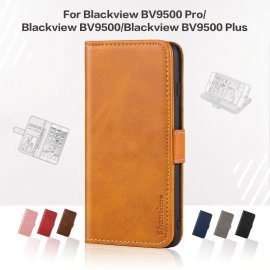 Case for Blackview BV9500 Blackview BV9500 PRO, wallet, stand, magnet, PU leather