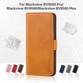 Pouzdro pro Blackview BV9500 Blackview BV9500 PRO, peněženka, stojánek, magnet, PU kůže