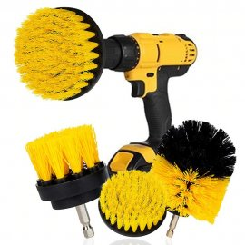 3PCS set of drill cleaning brushes / FREE shipping!