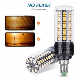 E14 E27 LED žárovka 5736SMD Epistar 28-189LED 3.5-20W 85-265V /Poštovné ZDARMA!