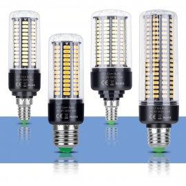 E14 E27 Úsporná LED žárovka 5736SMD Epistar 28-189LED 3.5-20W 85-265V /Poštovné ZDARMA!