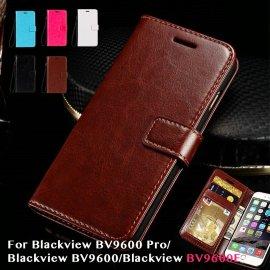 Pouzdro pro Blackview BV9600 Pro BV9600E, flip, peněženka, stojánek, PU kůže /Poštovné ZDARMA!