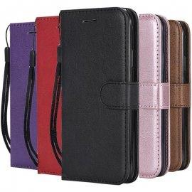 Puzdro pre Sony Xperia XA3 XA2 XA1 XZ3 XZ2 XZ1 XZ C6 Z6 E6 E5 L1 L2 Z3 Z5, flip, magnet, peňaženka, PU kože