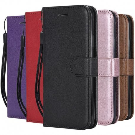 Pouzdro pro Sony Xperia XA3 XA2 XA1 XZ3 XZ2 XZ1 XZ C6 Z6 E6 E5 L1 L2 Z3 Z5, flip, magnet, peněženka, PU kůže