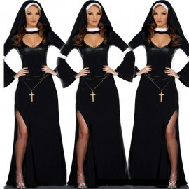 Sexy Nun Costume / FREE Shipping!