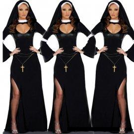 Sexy Nun Costume / FREE Shipping!