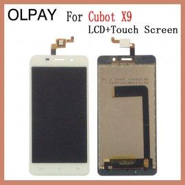 LCD obrazovka pre CUBOT X9 LCD + dotyková vrstva digitizer + rámček