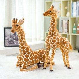 Plush Giraffe 35cm - 120cm / FREE Shipping!