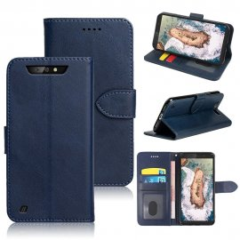 Case for Blackview BV5500/PRO Blackview Max, wallet, stand, PU leather