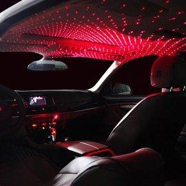 LED projektor hviezdnej oblohy, USB napájanie / Poštovné ZADARMO!