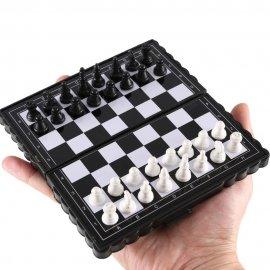 Mini magnetické skladacie šach / Poštovné ZADARMO!