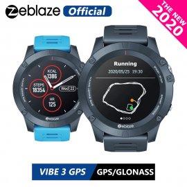 GPS chytré hodinky Zeblaze VIBE 3, 15 dní standby, IP67 vodotesné / Poštovné ZADARMO!