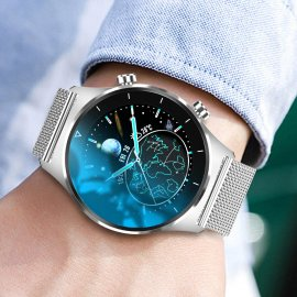 Chytré hodinky LEMFO LF28, IP68 vodotesné, BT5.0 / Poštovné ZADARMO!