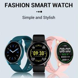 Dámské chytré hodinky, srdeční tep, počasí, monitor spánku, fitness, notifikace atd. /Poštovné ZDARMA!