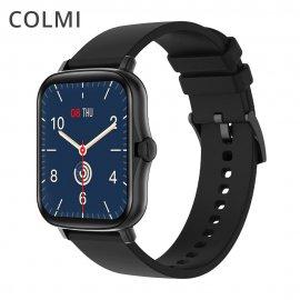 Chytré hodinky COLMI P8 Plus, IP67 vodotesné, srdcový tep, počasie, monitor spánku, fitness, notifikácia / Poštovné ZADARMO!