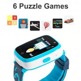 Minibear dětské chytré hodinky telefonem, kamerou, SOS, alarm atd. /Poštovné ZDARMA!