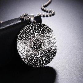 Vikingský amulet Strom života Yggdrasil /Poštovné ZDARMA!