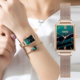 Nádherné dámské hodinky s náramkem Gaiety, quartz /Poštovné ZDARMA!