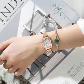 Nádherné dámske hodinky, nerez oceľ / Poštovné ZADARMO!