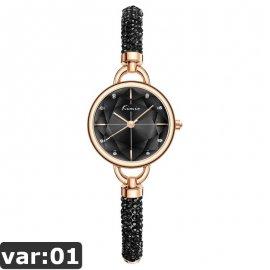 Nádherné Luxusné dámske hodinky Kimi s kryštálmi / Poštovné ZADARMO!