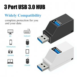 USB HUB, 1x USB 3.0 2x USB 2.0 /Poštovné ZDARMA!