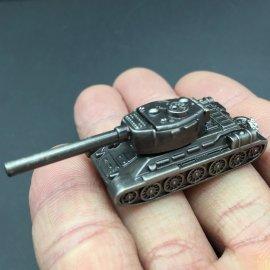 Kovový Tank Přívěsek na klíče /Poštovné ZDARMA!