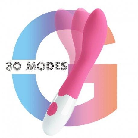 30ti rychlostní vibrátor, stimulace bodu G, tichý, vodotěsný /Poštovné ZDARMA!