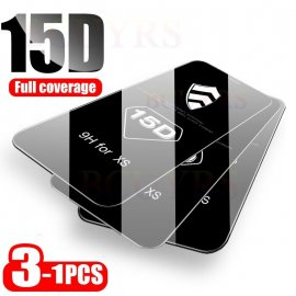 3KS Tvrzené sklo pro iPhone 7 8 6 6S Plus X XR XS 11 12 Pro Max /Poštovné ZDARMA!
