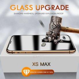 3KS Tvrdené sklo pre iPhone 7 8 6 6S Plus X XR XS 11 12 Pre Max / Poštovné ZADARMO!