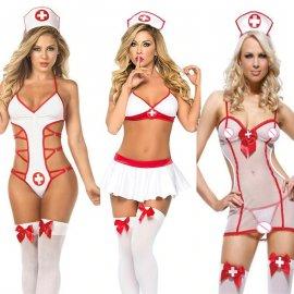 Sexy kostým zdravotní sestra, zdravotní sestřička /Poštovné ZDARMA!