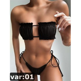 Sexy bikini dvoudílné plavky /Poštovné ZDARMA!