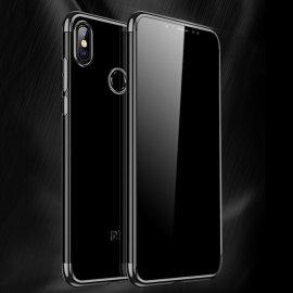Pouzdro pro Redmi Note 5 Pro Redmi Note 5, průsvitné, silikon TPU