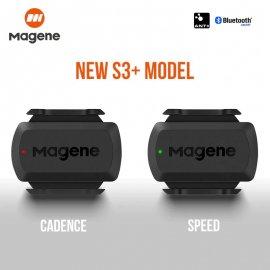 Magen S3 + Senzor rýchlosti / kadencie vhodný pre Garmin / Strava / Zwift / Tacx / Poštovné ZADARMO!