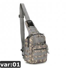 20L Taktická brašna přes rameno pro kemping, lov, outdoor, sporty /Poštovné ZDARMA!