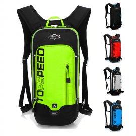 6L Cyklistický batoh pro kolo, běh, outdoor, voděodolný, reflexní prvky, hydratace /Poštovné ZDARMA!