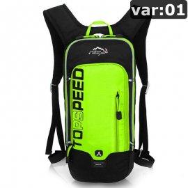 6L Hydratační batoh na kolo, běh, outdoor, voděodolný, reflexní prvky /Poštovné ZDARMA!