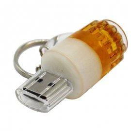 Flash Disk PIVO 8GB 16GB 32GB USB 2.0, klíčenka /Poštovné ZDARMA!
