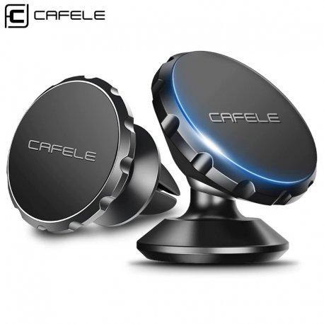 Univerzální magnetický držák telefonu do auta CAFELE - otočný o 360 stupňů /Poštovné ZDARMA!