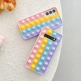 Protistresové puzdro pre Samsung Galaxy S9 S10 S20 S21 Plus A50 A71 Note 9 / Poštovné ZADARMO!