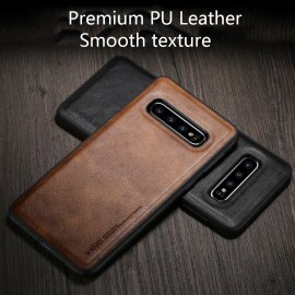 Kožené pouzdro pro Samsung Galaxy S10e S9 S10 S20 Plus Note 9 10 20 S21 Plus Ultra A10 A20 A30 A40 /Poštovné ZDARMA!