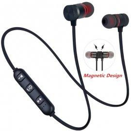 Bezdrôtové slúchadlá, handsfree, bluetooth V4.2, stereo, magnet, univerzálne / Poštovné ZADARMO!