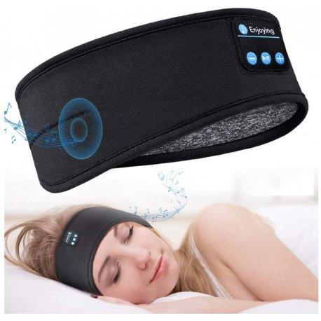 Bezdrôtová Slúchadlá na spanie, šport, relax, meditáciu, BT, stereo, mikrofón / Poštovné ZADARMO!